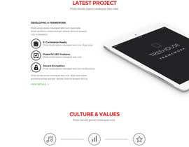 Nro 6 kilpailuun Design Website käyttäjältä kukuandroid