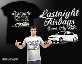 Franstyas tarafından Airbag shirt için no 17