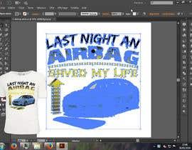 bijjy tarafından Airbag shirt için no 21