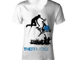 Nro 23 kilpailuun FirmCycle T-shirt design käyttäjältä lauraburdea