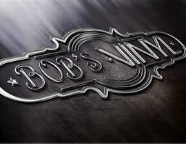 Nro 22 kilpailuun Vinyl Record Store Logo käyttäjältä LoganKane