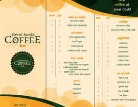 #21 for Stationery Design for First taste Coffee by aditan