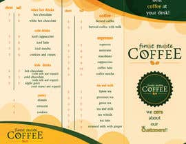 #15 for Stationery Design for First taste Coffee by aditan