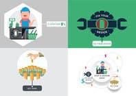 Graphic Design Entri Peraduan #4 for Design Graphic Icons for Website