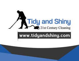 #38 for Design a Flyer for Tidy and Shiny Cleaning af samazran