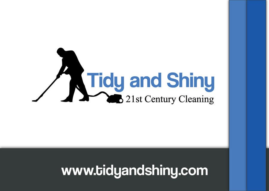 Konkurrenceindlæg #9 for Design a Flyer for Tidy and Shiny Cleaning