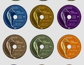#16 untuk 5 Color variations for an existing CD cover/label oleh dworker88