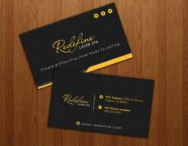 #12 para Design some Business Cards for a Laser Spa por rajnandanpatel