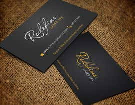 nº 16 pour Design some Business Cards for a Laser Spa par pipra99