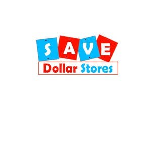 #228 for Design a Logo for Save Dollar Stores by Atifshareef1628