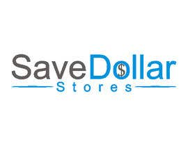 #104 para Design a Logo for Save Dollar Stores por ibed05