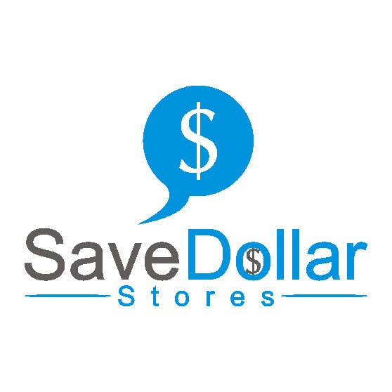 #105 for Design a Logo for Save Dollar Stores by ibed05