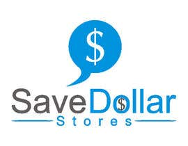 #105 para Design a Logo for Save Dollar Stores por ibed05