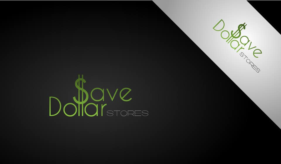 #182 for Design a Logo for Save Dollar Stores by Emanuella13