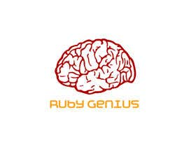 nº 19 pour Design a logo for Ruby Genius par StanleyV2