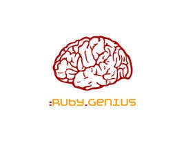 nº 40 pour Design a logo for Ruby Genius par StanleyV2