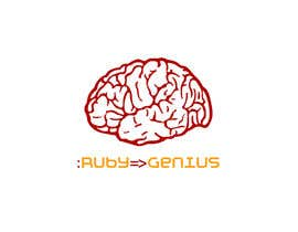 #41 for Design a logo for Ruby Genius by StanleyV2