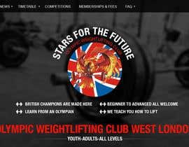 Nro 44 kilpailuun Facebook, Website banner for olympic weightlifting gym käyttäjältä bhawanaraj