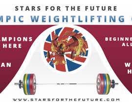Nro 6 kilpailuun Facebook, Website banner for olympic weightlifting gym käyttäjältä yousifmmg