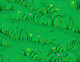 #15 para Cartoon Grass Tile por GhitaB