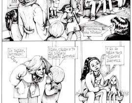 Nro 2 kilpailuun Middle School Graphic Novel Illustrator and Writer käyttäjältä ddimitrovska