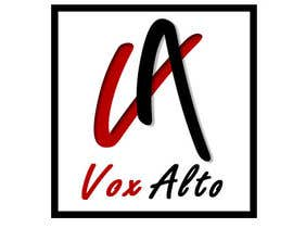 #72 for Design a New Logo for Voxalto af Othello1