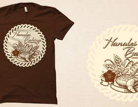 #29 para Design a T-Shirt for Bakery in Hawaii por Christina850