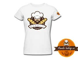 sumiet24 tarafından Design a T-Shirt for Bakery in Hawaii için no 49