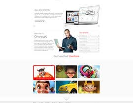 nº 2 pour Design a clean and modern original PSD template par tania06