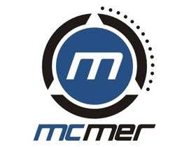 #9 para Logo Design for McMer por enridem