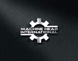Nro 308 kilpailuun Design a corporate digital logo Machine Head International käyttäjältä mobarok8888