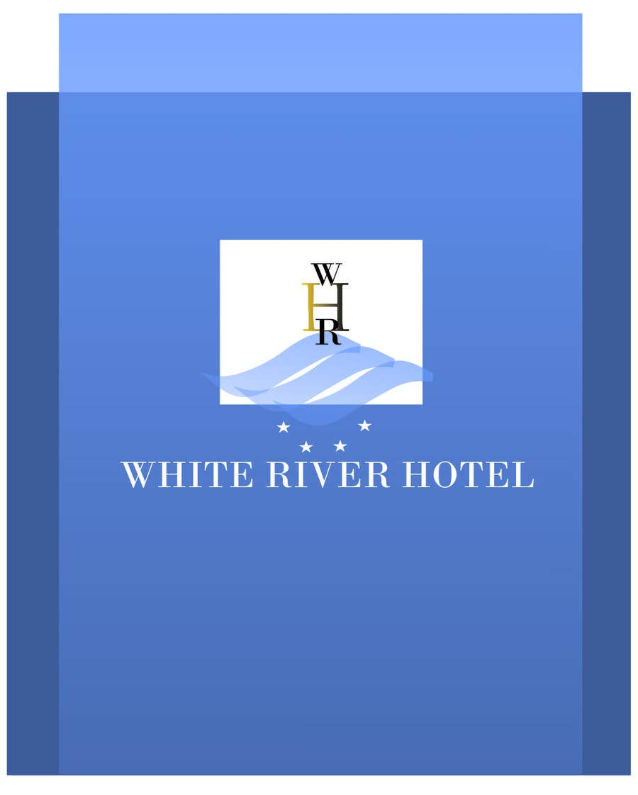 #63 for Design a Logo for White River Hotel. by VikiFil