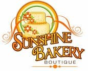 Graphic Design Inscrição do Concurso Nº105 para Logo Design for Sunshine Bakery Boutique a new bakery I am opening.