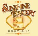 Graphic Design Inscrição do Concurso Nº104 para Logo Design for Sunshine Bakery Boutique a new bakery I am opening.