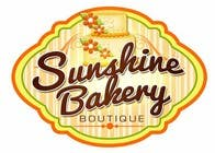 Graphic Design Inscrição do Concurso Nº106 para Logo Design for Sunshine Bakery Boutique a new bakery I am opening.