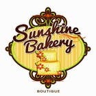 Graphic Design Inscrição do Concurso Nº344 para Logo Design for Sunshine Bakery Boutique a new bakery I am opening.