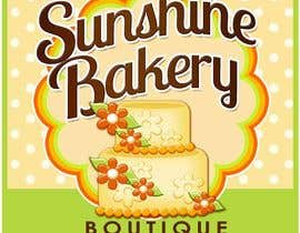 #236 pentru Logo Design for Sunshine Bakery Boutique a new bakery I am opening. de către richhwalsh
