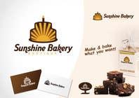 Graphic Design Inscrição do Concurso Nº360 para Logo Design for Sunshine Bakery Boutique a new bakery I am opening.