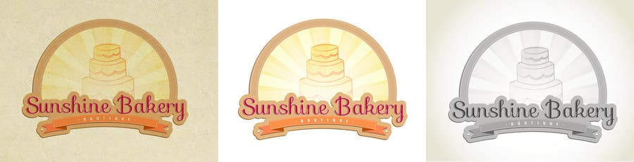 Inscrição nº 342 do Concurso para Logo Design for Sunshine Bakery Boutique a new bakery I am opening.