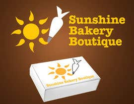 #337 pentru Logo Design for Sunshine Bakery Boutique a new bakery I am opening. de către benpics