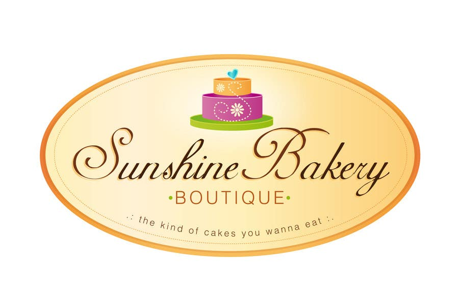 Inscrição nº 87 do Concurso para Logo Design for Sunshine Bakery Boutique a new bakery I am opening.