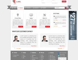 nº 9 pour Create a professional Basic Layout for a new Webpage - CSS & Responsive Design par patrickjjs