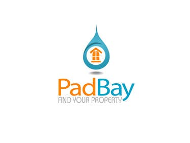 #190 for Logo Design for PadBay af tfdlemon