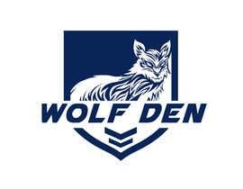 marstyson76 tarafından Wolf Den Logo design için no 46