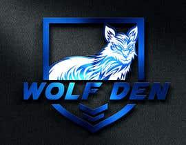 marstyson76 tarafından Wolf Den Logo design için no 48