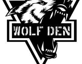 Niko26 tarafından Wolf Den Logo design için no 40