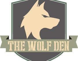 Nro 61 kilpailuun Wolf Den Logo design käyttäjältä shushant43