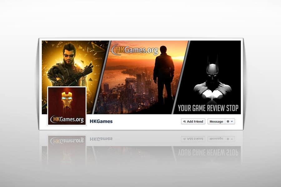 #38 for Design a Facebook Fans Page by zedworks