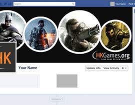 #25 for Design a Facebook Fans Page by lpfacun