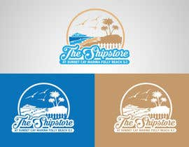 #57 for The Shipstore at Sunset Cay by eddesignswork